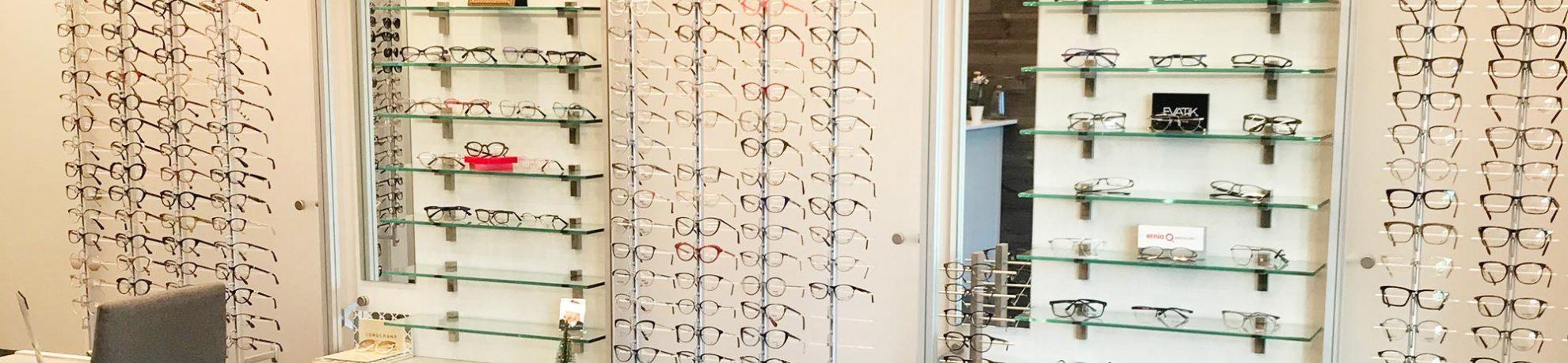 optical displays at Proctor Vision